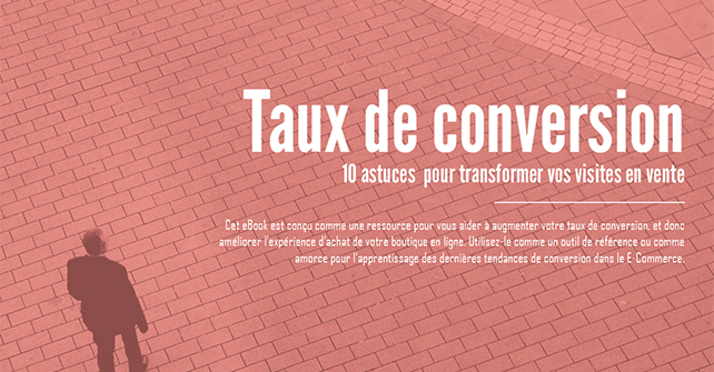 ebook taux de conversion