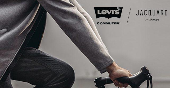 Levi's Commuter x Google Jacquard : veste connectée