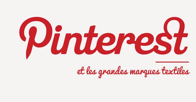 Pinterest et les marques