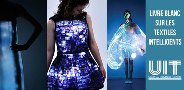 Livre blanc sur les textiles intelligents